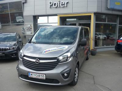 Opel Vivaro Combi L2H1 1,6 BiTurbo CDTI ecoflex 2,9t Start/Stop bei Autohaus Poier GmbH & Co KG in