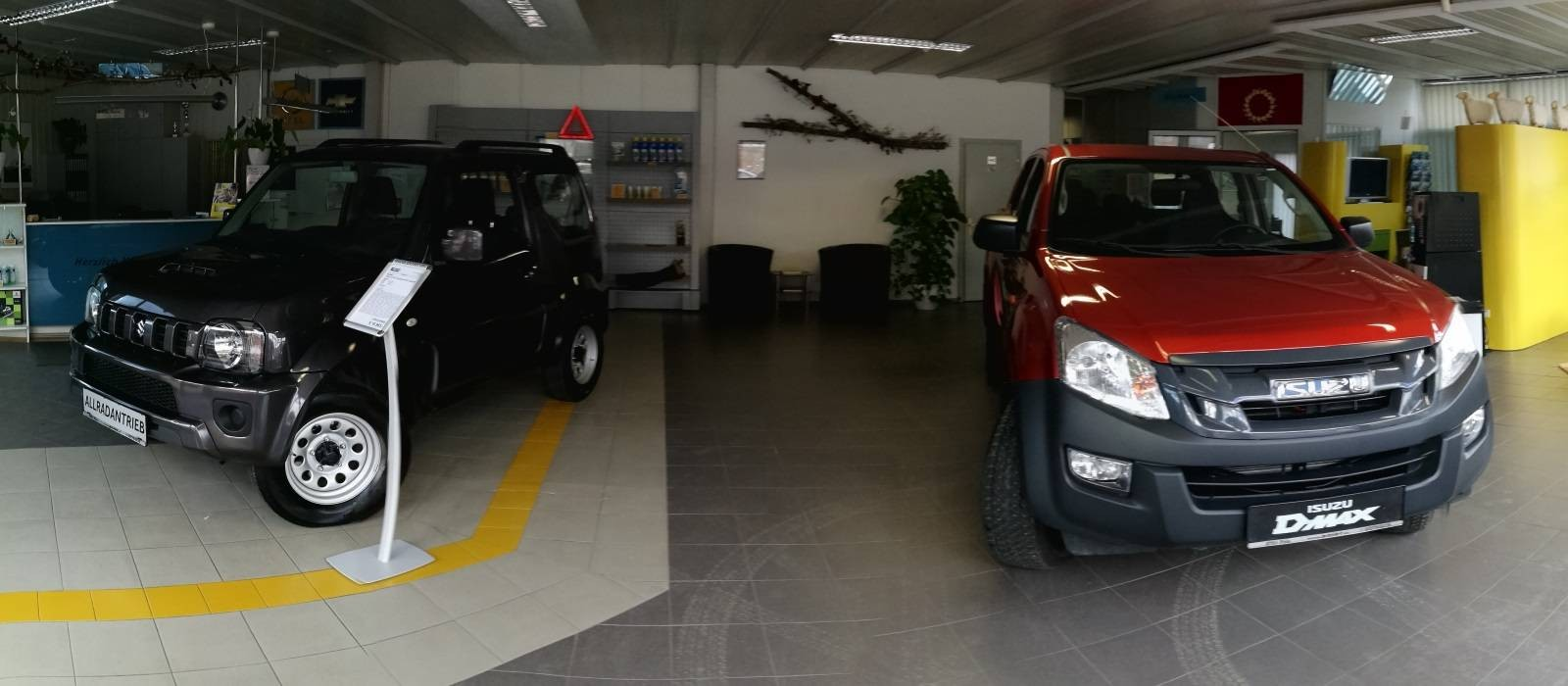 Fühlen Sie sich wohl bei uns bei Autohaus Poier GmbH & Co KG in